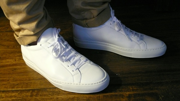 erik schedin sneakers vs common projects vs other clean white sneakers malefashionadvice. Black Bedroom Furniture Sets. Home Design Ideas