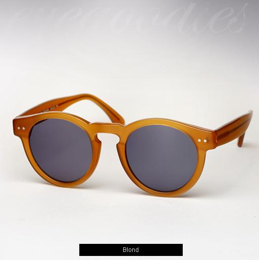 Custom Made Eyeglass Frames New York : Illesteva Trunk Concept Store